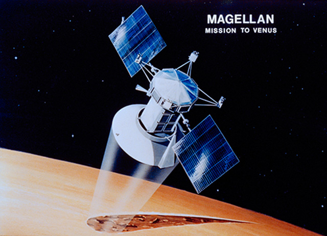 Magellan: Mission to Venus