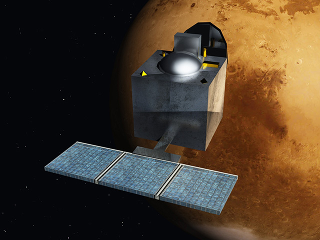 Mars Facts - Mangalyaan