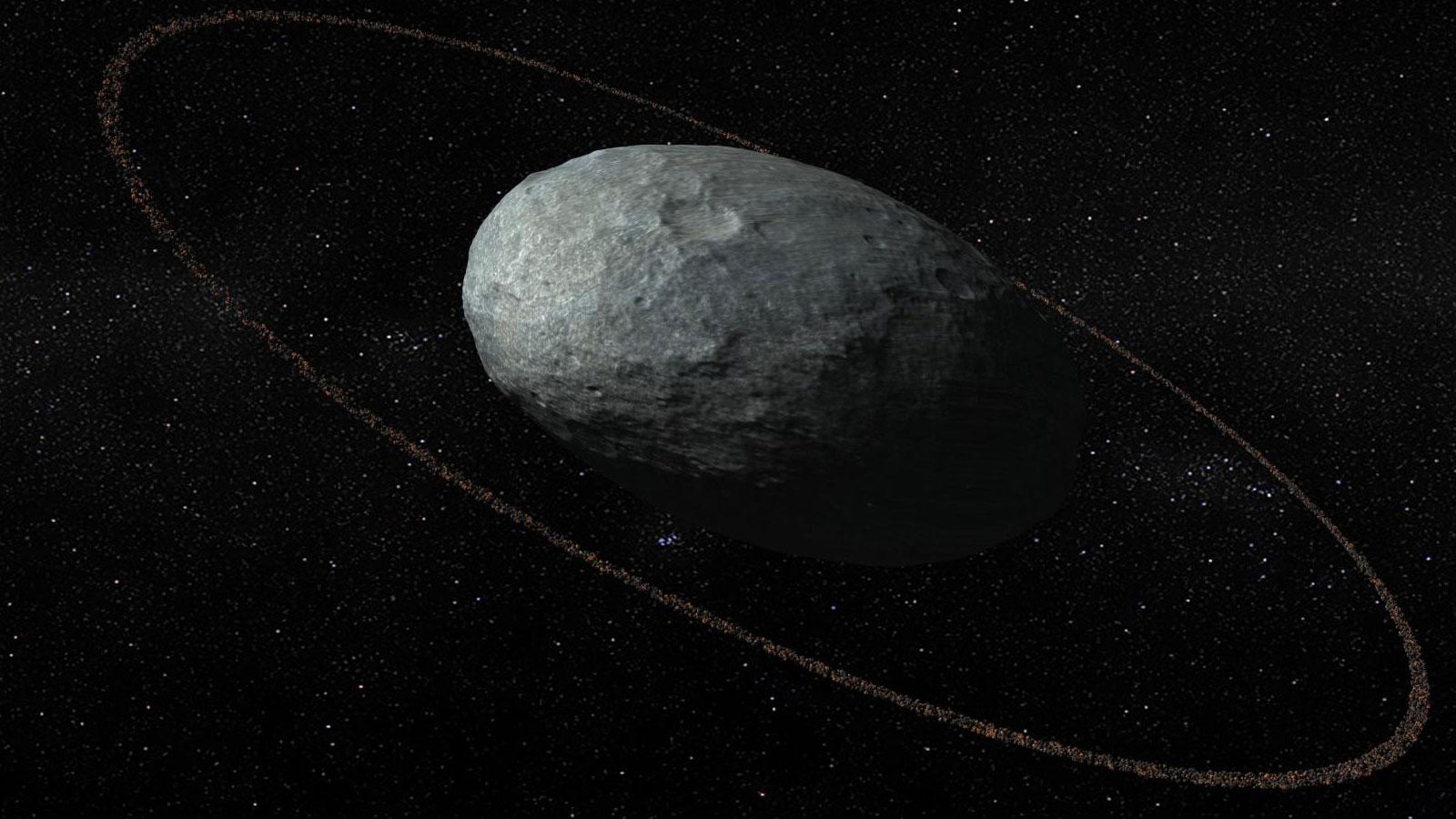 Haumea Facts