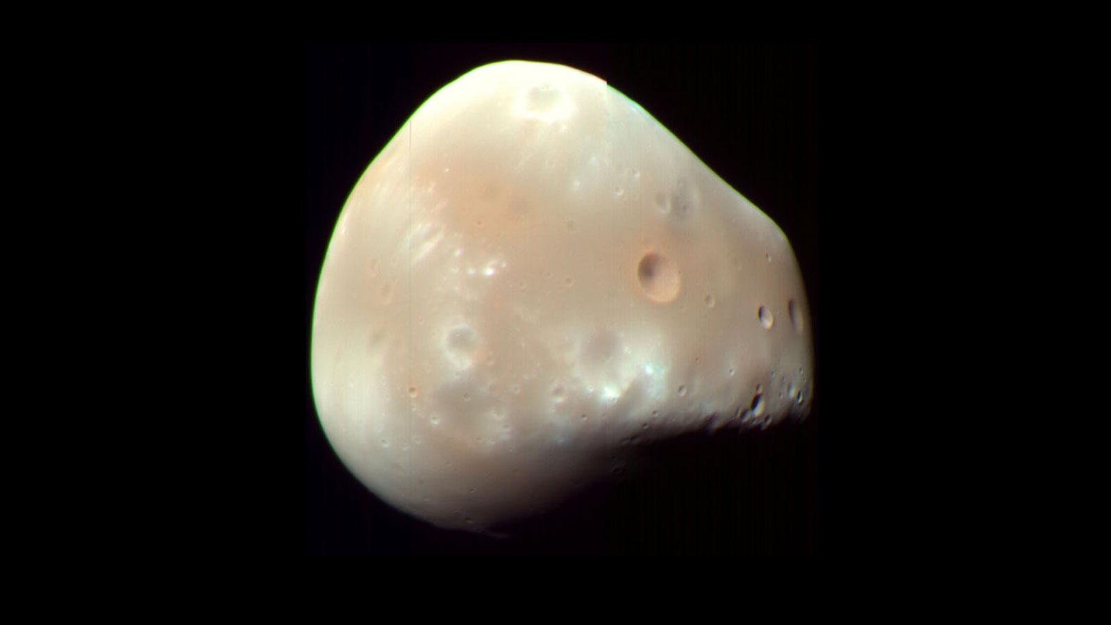 Deimos Facts - Mar's Moon