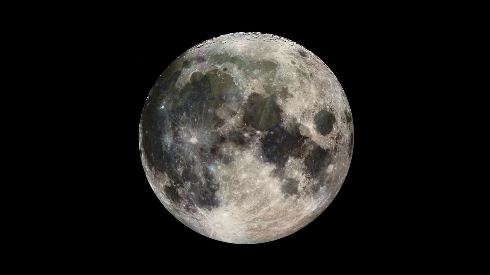 The Moon - Moon facts