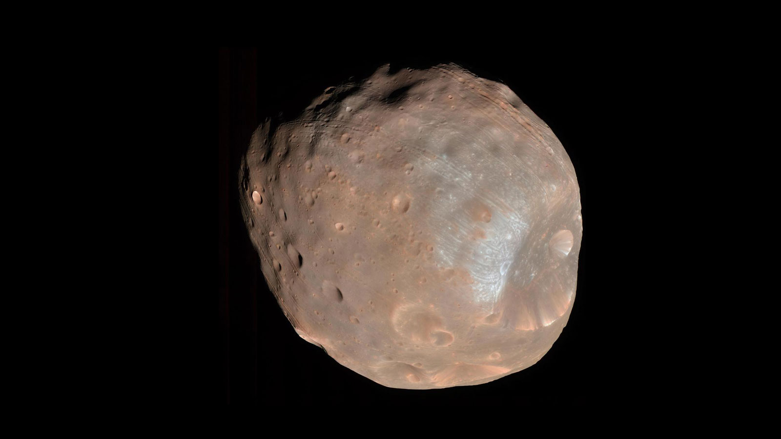 Phobos Facts - Mar's Moon