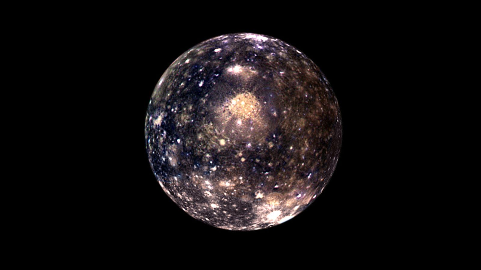 Callisto Facts
