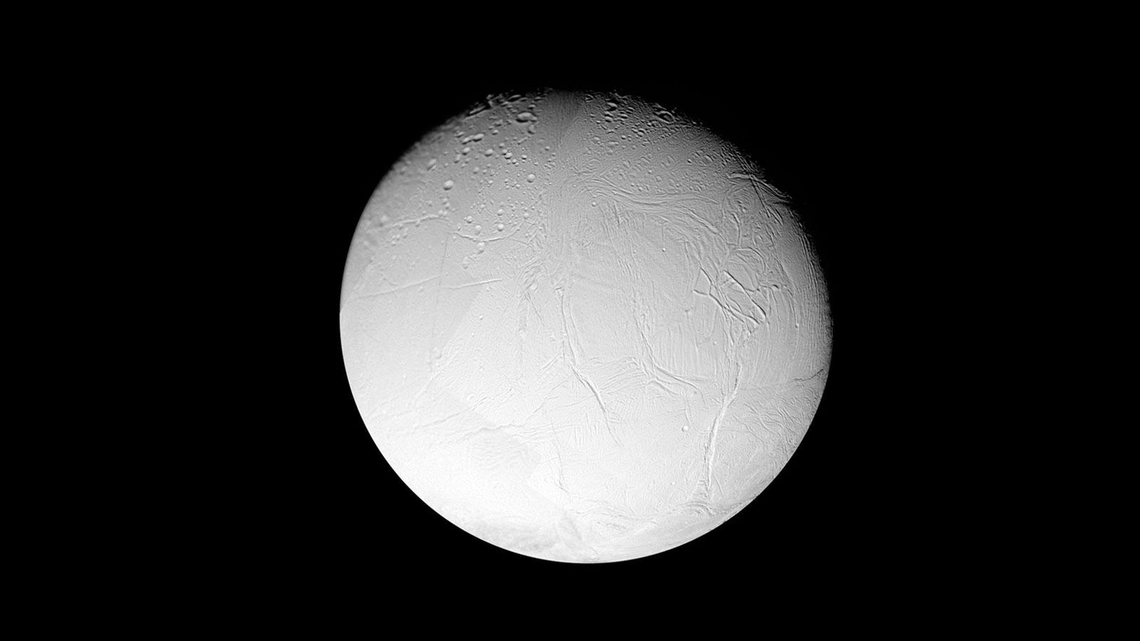 Enceladus Facts