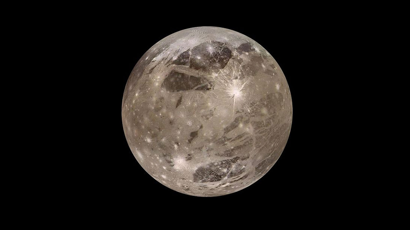 Ganymede Facts
