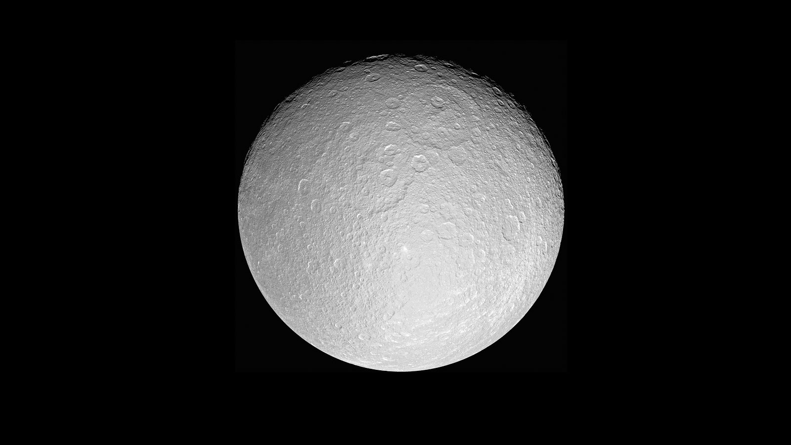 Rhea Facts (Saturn's Moon)