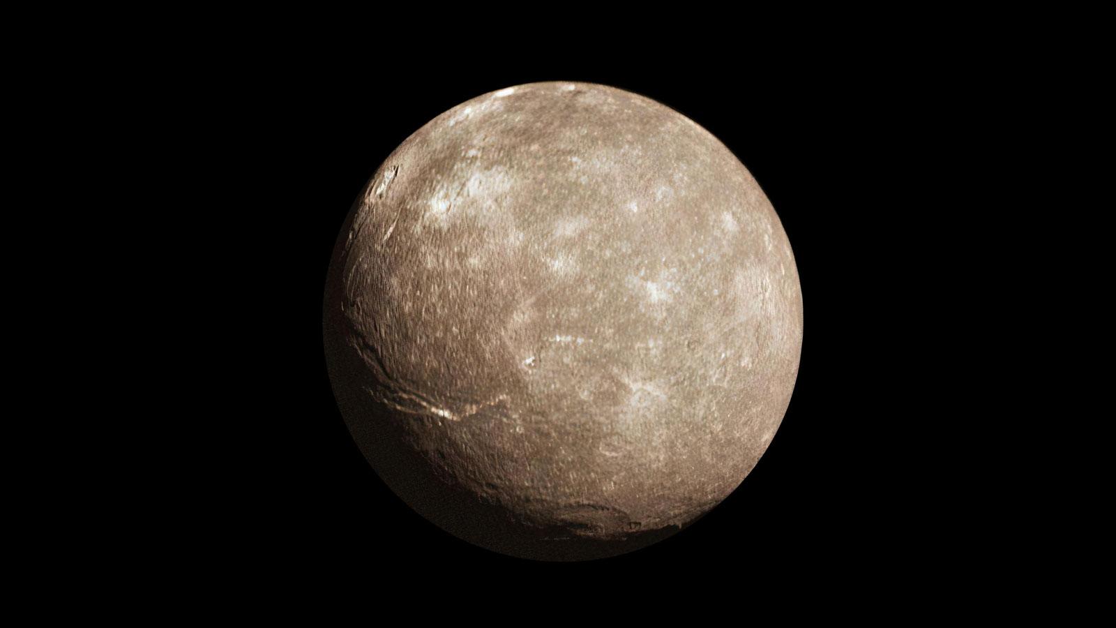 Titania facts: Uranian Moon